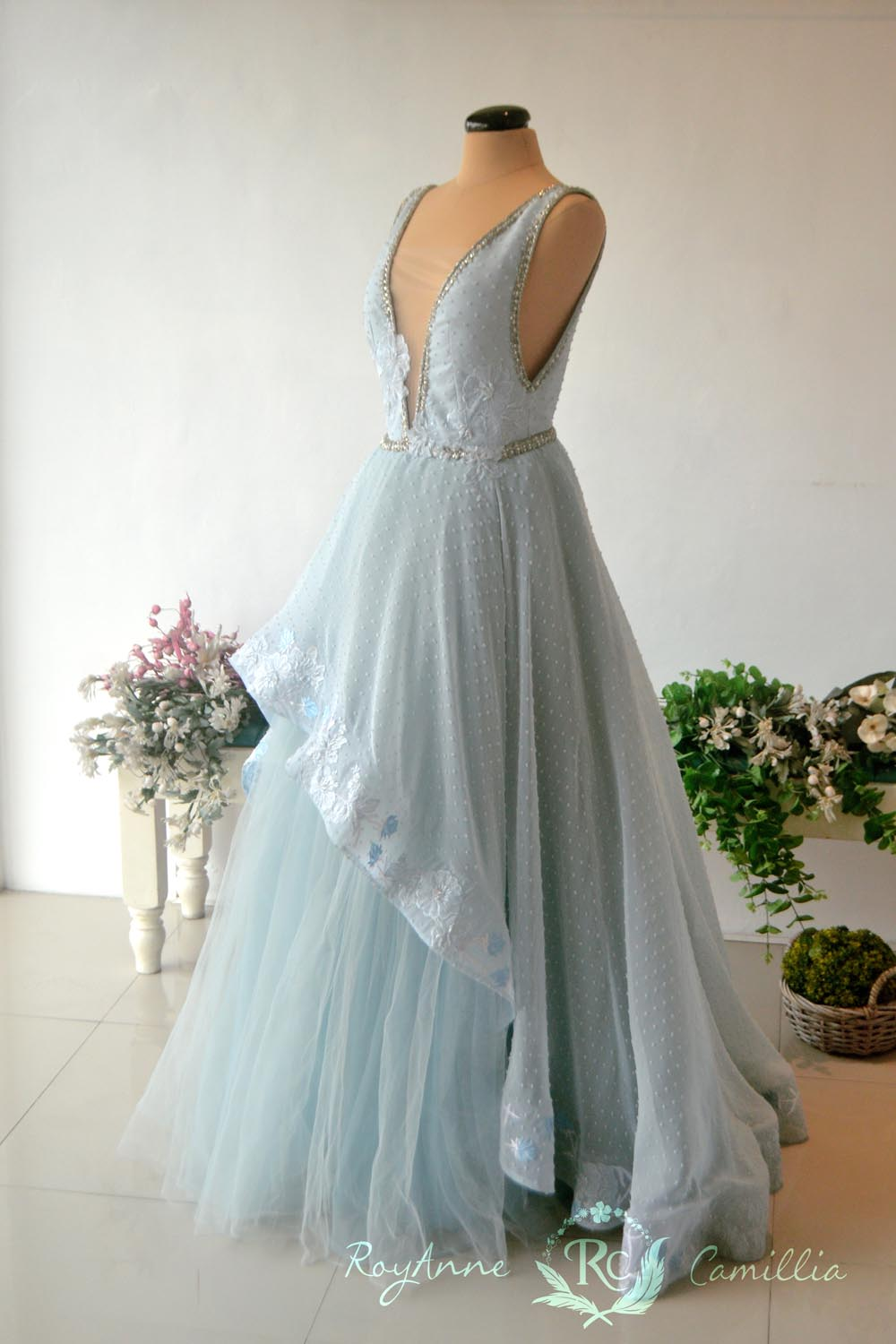 Alexine royanne camillia couture bridal gowns and gown for Rent for wedding dress