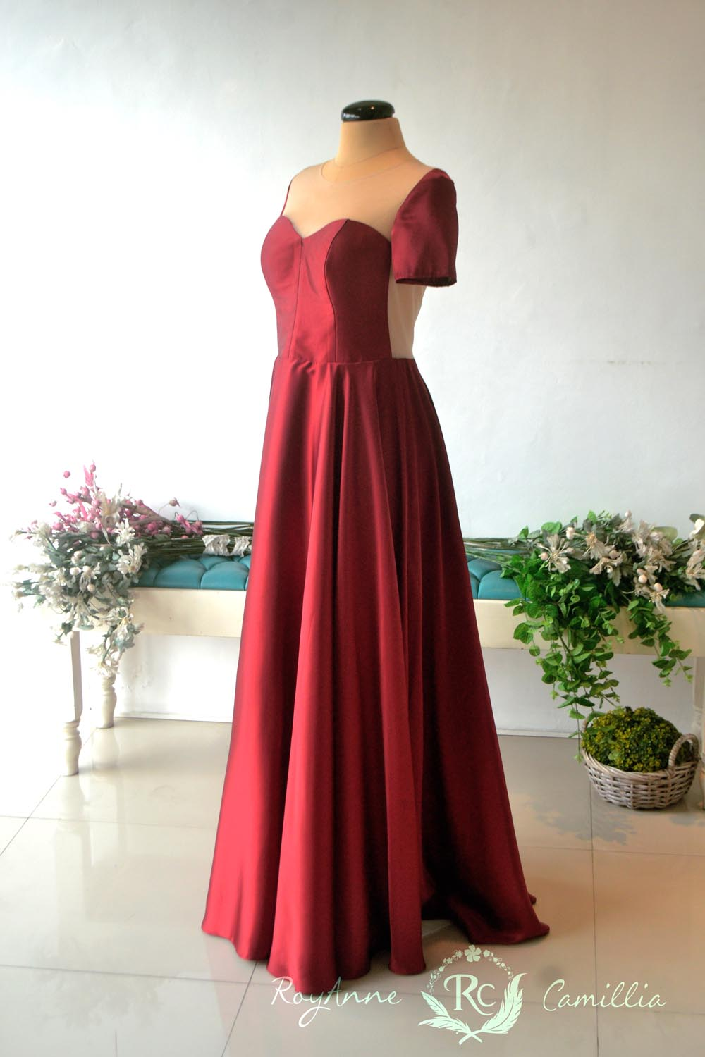 Bridesmaid gown rental philippines discount wedding dresses for Honolulu wedding dress rental
