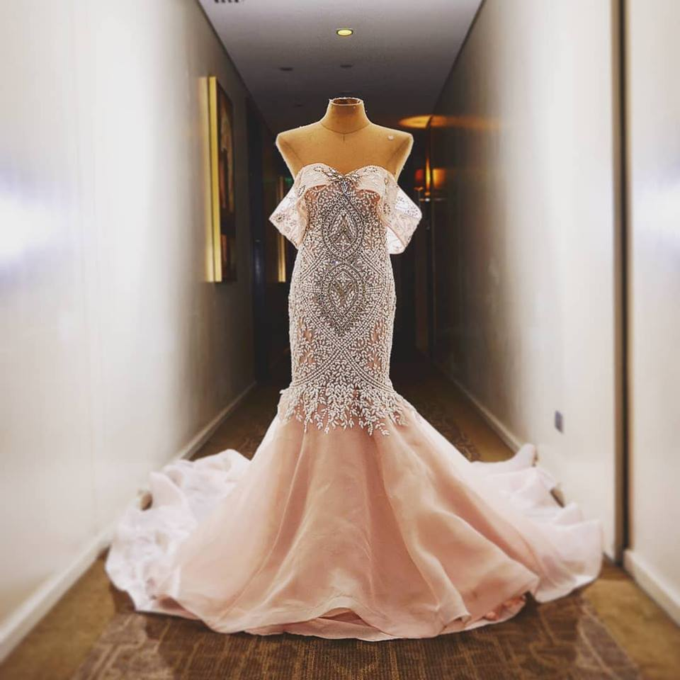 Wedding Gown Manila: RoyAnne Camillia Couture- Bridal Gowns And