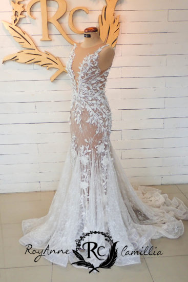 Rental Gowns Collection By Royanne Camillia Couture